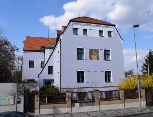 Obnova historické fasády, Na Špejcharu, Praha