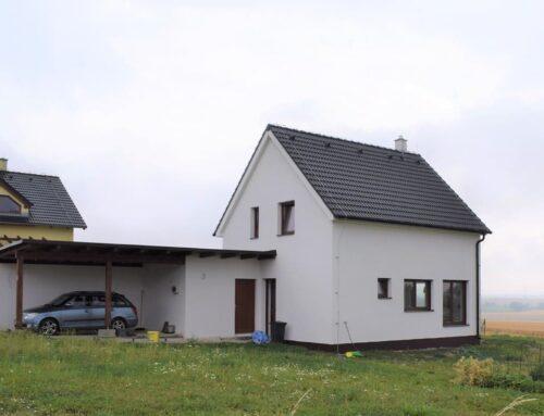 Novostavba RD, Dřínov